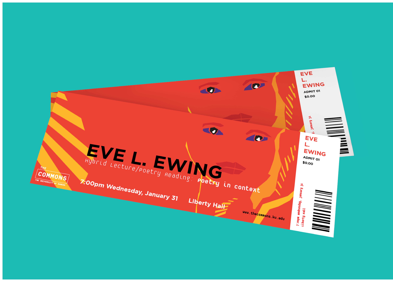 Eve Ewing Ticket 3-03