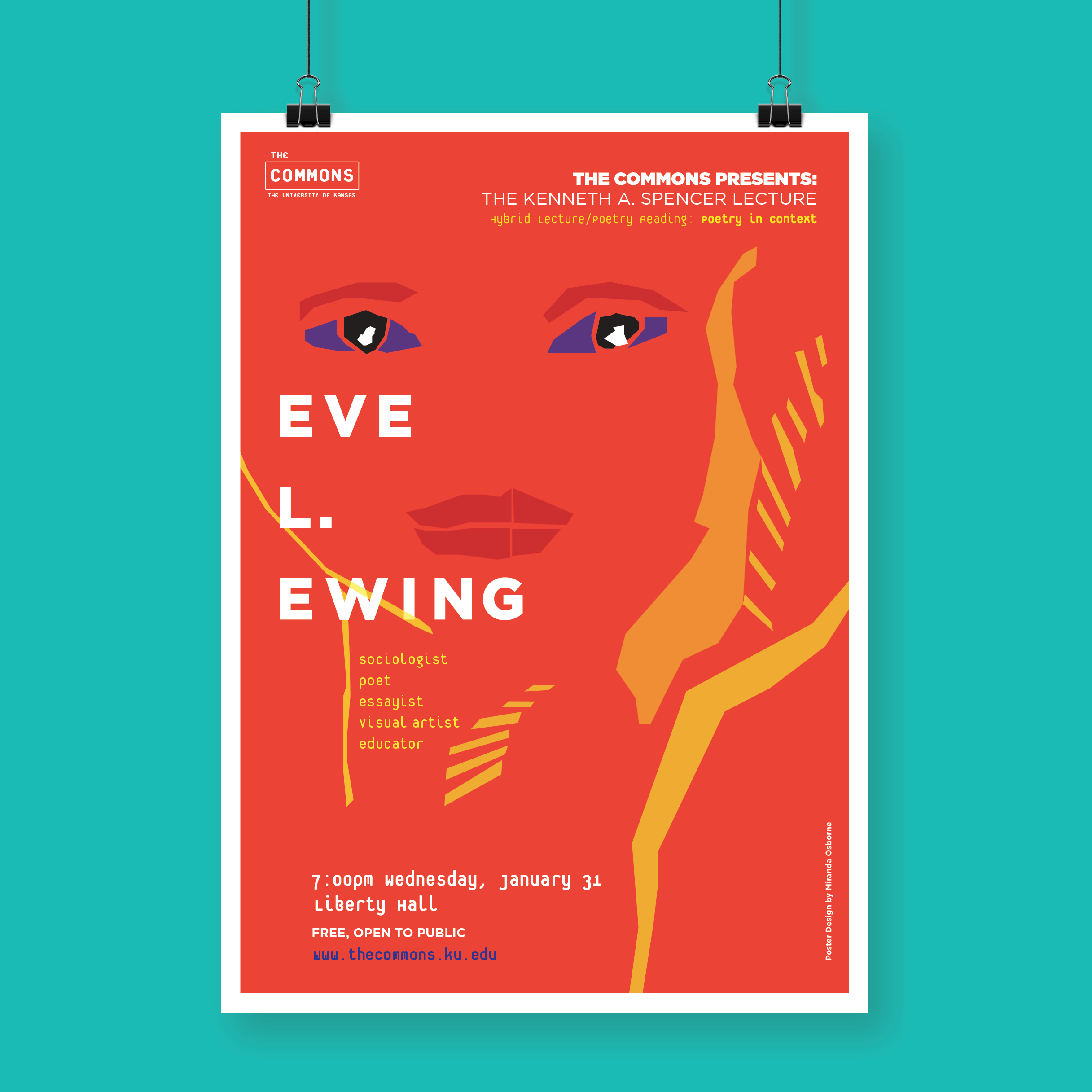 The Commons: Eve Ewing